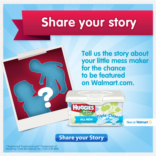 Social R3 500x500 Huggies Wipes  Interested in being a Huggies Tester?