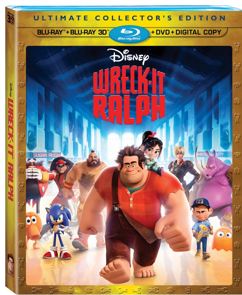 WreckItRalph Box Art copy 839x1024 Disneys Wreck  it Ralph is out now!