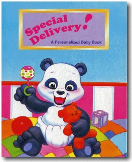 special delivery 0 My FairyTale Personalized Kids DVD/Book Review Giveaway!