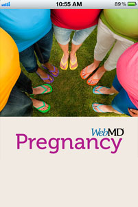 01 pregsplash WebMD Pregnancy App Review and a Fantastic Baby Giveaway(thermometers, swaddling blankets, and more)