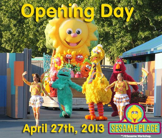 523442 10151332524441400 215776035 n I am a Sesame Place Ambassador and a 4 Pack Sesame Place Giveaway! #SesamePlace