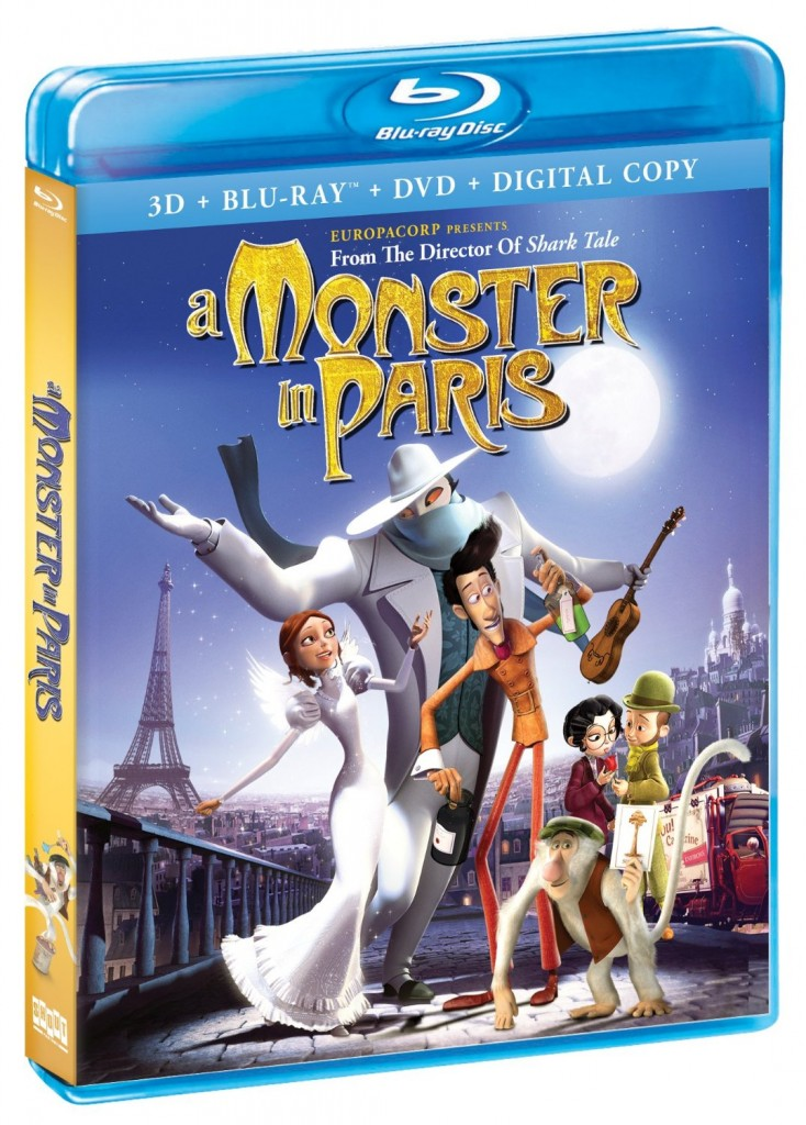 81xIIP 4d4L. SL1500  734x1024 A Monster in Paris  Fun for children and parents alike!