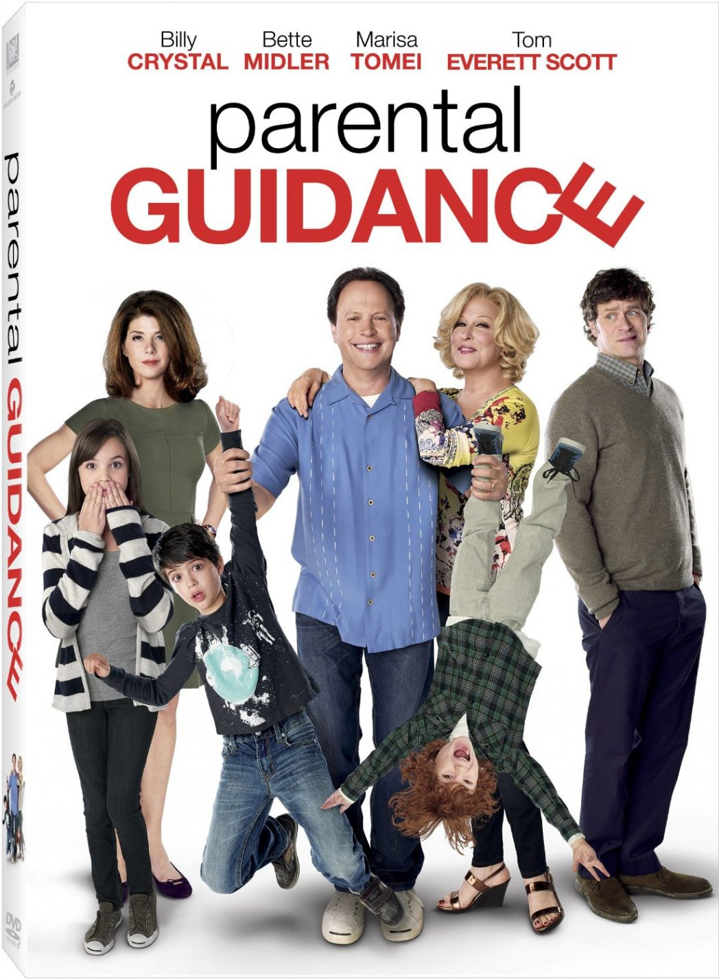 Want a really funny movie to watch? Parental Guidance is ... Funny Movies To Watch