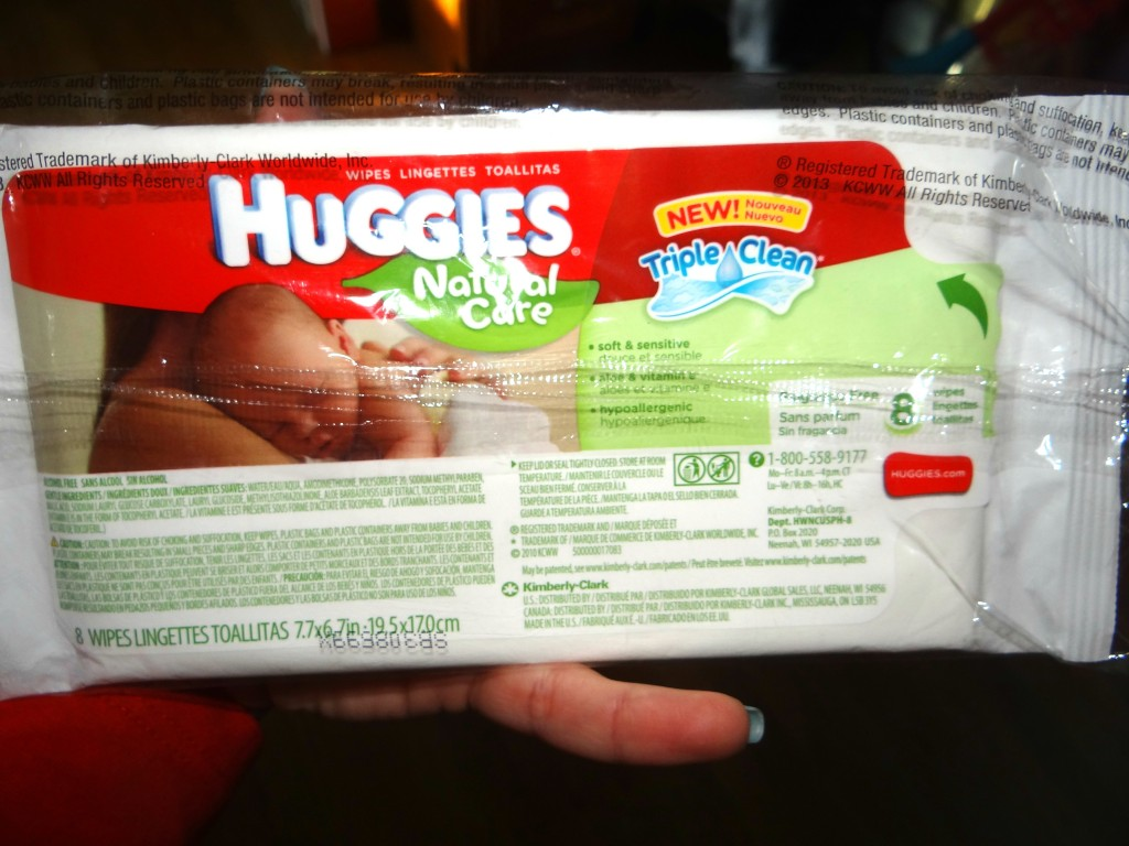 DSC005691 1024x768 Huggies Natural Care Wipes With Triple Clean Layers! Clean Baby/Happy Baby #Huggiestester