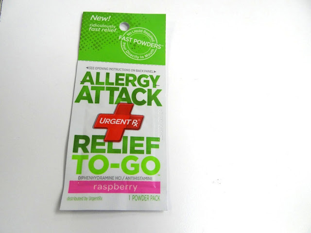 DSC00826 Urgent RX Allergy Attack Helps Me Fight My Allergies! #MyUrgentRX #cbias