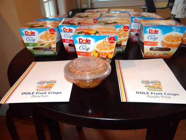 DSC097471 We had a fun party with the new DOLE Fruit Crisps! #DoleFruitCrisps