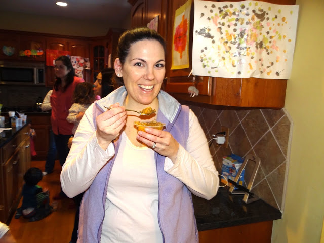 DSC097601 We had a fun party with the new DOLE Fruit Crisps! #DoleFruitCrisps
