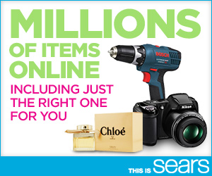 S Feb W4 MP1 300x250 Tons of shopping items at Sears.com @Sears #MoreatSears #ad