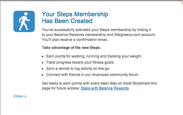 Screen Shot 2013 04 13 at 9.00.38 AM I am Getting Healthy with the Steps With Balance Rewards Program at Walgreens! #BalanceRewards #cbias