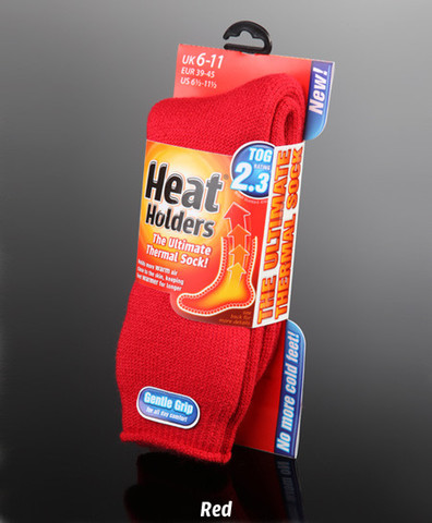 red large Warm up your tooties with Heat Holders!