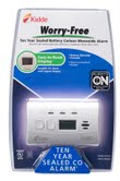 Kidde Worry Free Carbon Monoxide Alarm Review Giveaway!