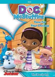 51hDTdLfPhL. SY300  Doc McStuffins  Time For Your Checkup Review Giveaway!