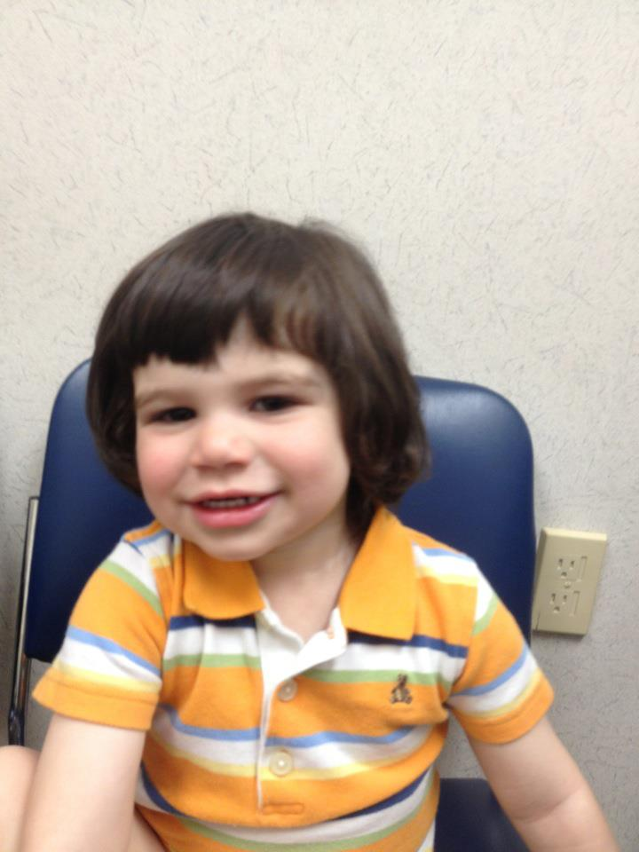 922899 10151569691409356 1748126166 n Zanes Allergy Update  Some Good News!