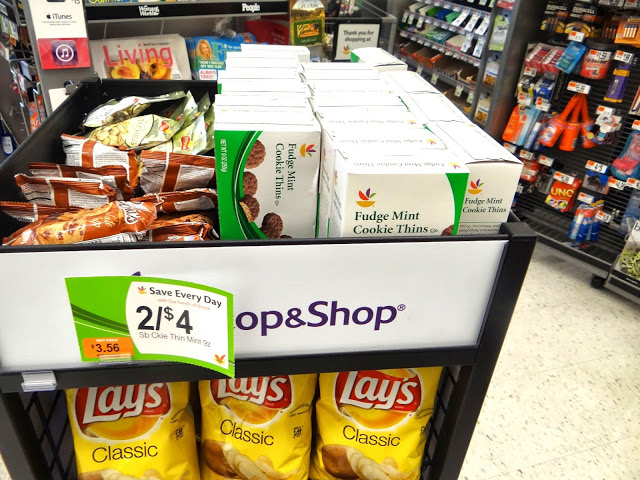 DSC01126 Getting ready to go on a Memorial Day road trip with Stop & Shop Snacks and their Gas Rewards Program! #cbias
