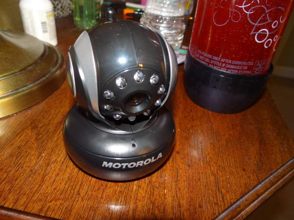 DSC01203 1024x768 Motorola Wi Fi Video Baby Monitor Camera (Blink 1 B Model)!