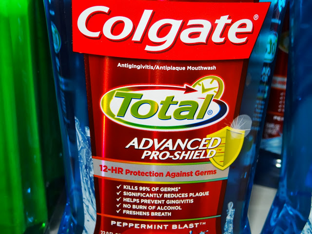 DSC01213 Putting My Familys Best Smile Forward With Colgate! #TotalSmile #cbias