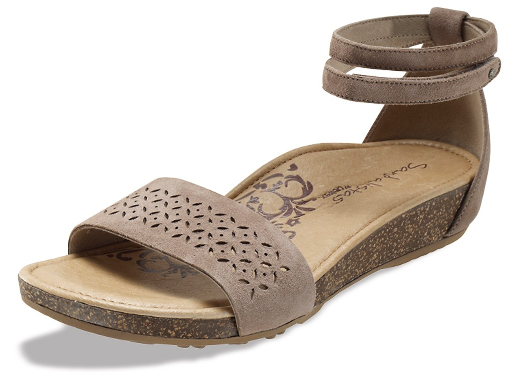 SC204 TAUPE  30143.1358980210.1280.1280 Aetrex Sandalistas (Women Sandals) Review GIveaway!