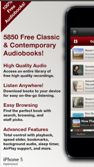 Screen Shot 2013 05 19 at 9.28.53 PM Make Reading Fun with AudioBooks HQ App!