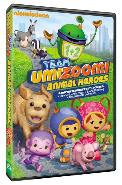 Team Umizoomi: Animal Heroes!
