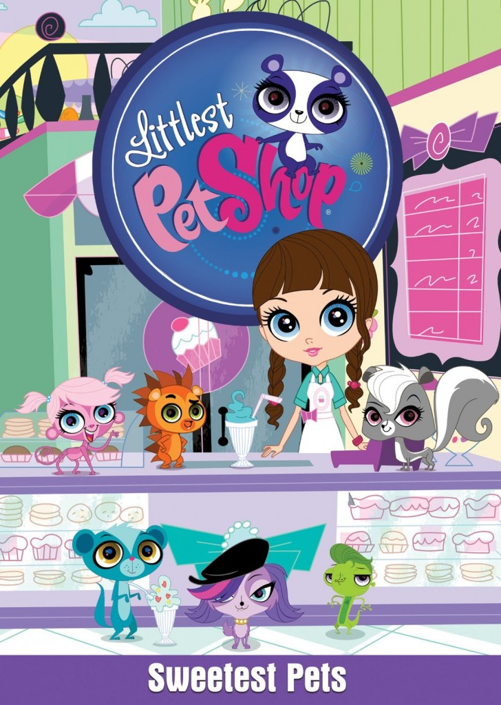 813rsNm6ygL. SL1500  728x1024 The Littlest Pet Shop: Sweetest Pets!