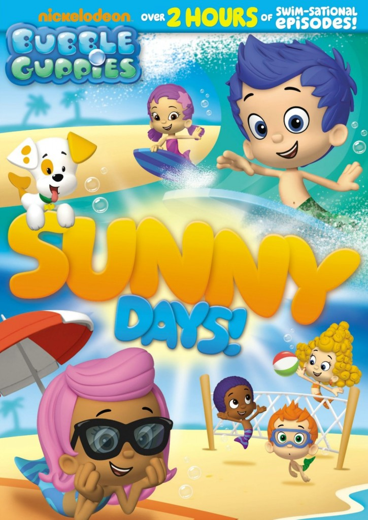 81FCIChwpyL. SL1500  725x1024 Bubble Guppies: Sunny Days!
