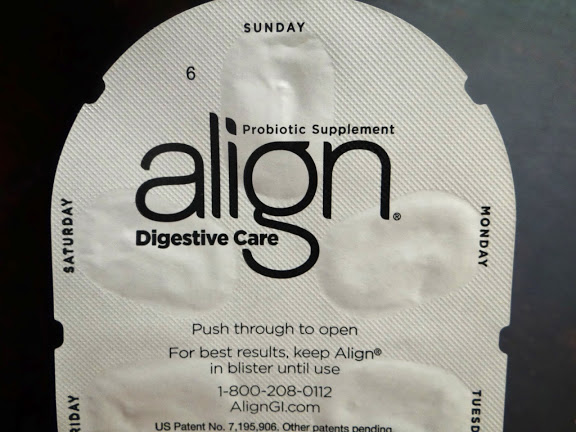 DSC01561 No More Stomach Problems After The 14 Day Test With Align Probiotics! #DRAlign #cbias