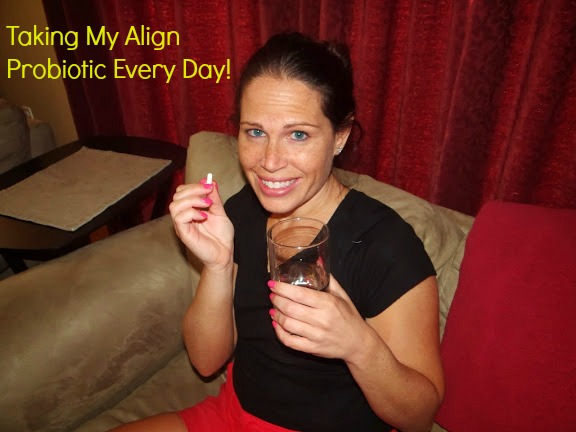 DSC01572 No More Stomach Problems After The 14 Day Test With Align Probiotics! #DRAlign #cbias