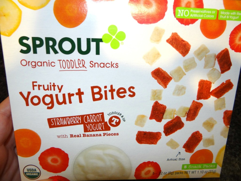 DSC01749 1024x768 Sprout Toddler Snacks Review and a Sprout Giveaway! #SproutFoods