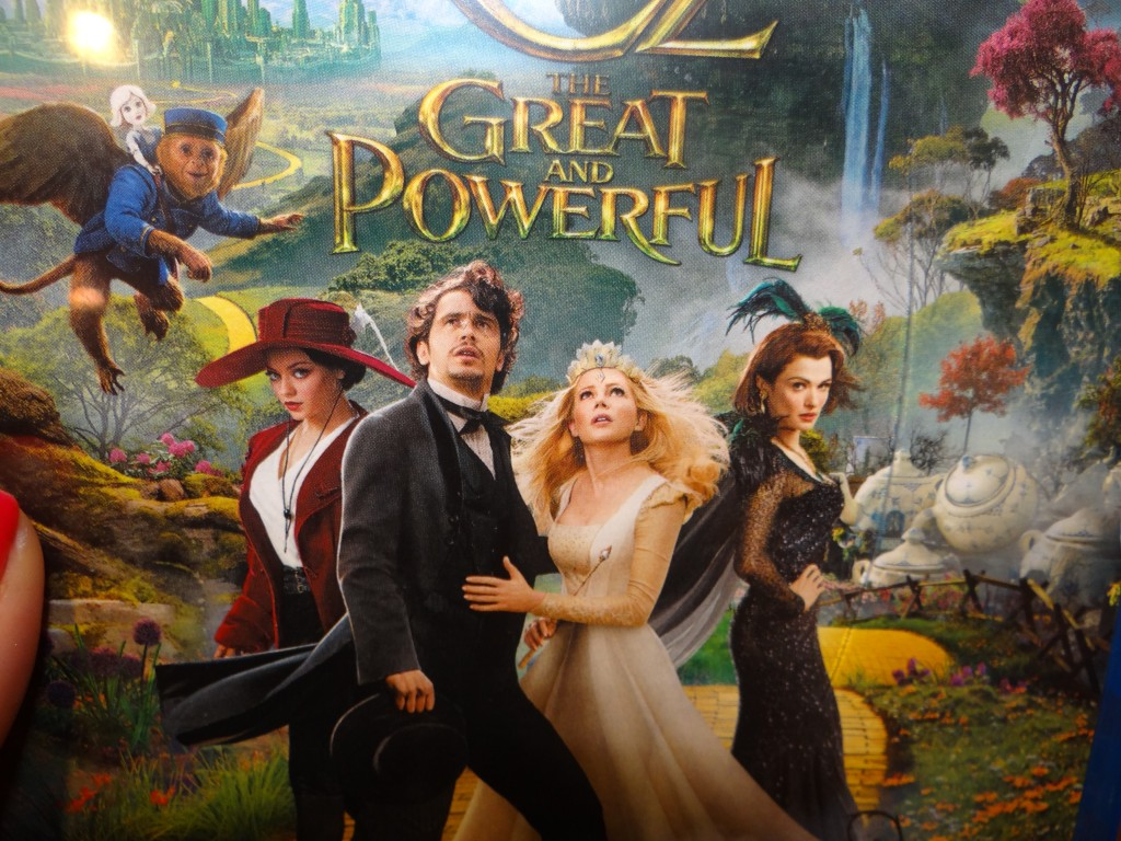 DSC01835 1024x768 Hayley LOVED Disneys Oz  The Great and Powerful!