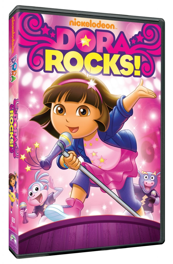 Dora The Explorer: Dora Rocks!
