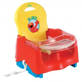 sh005 efp 1 Sesame Street Elmo Fruits n Fun Booster Seat Review Giveaway!