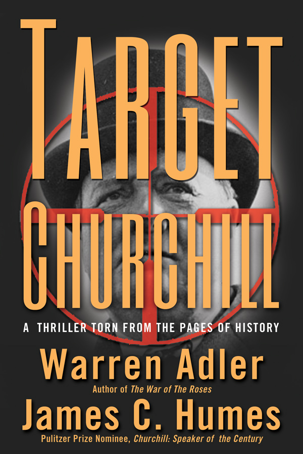 target 6000A ebook The New Book From Warren Adler  Target Churchill!