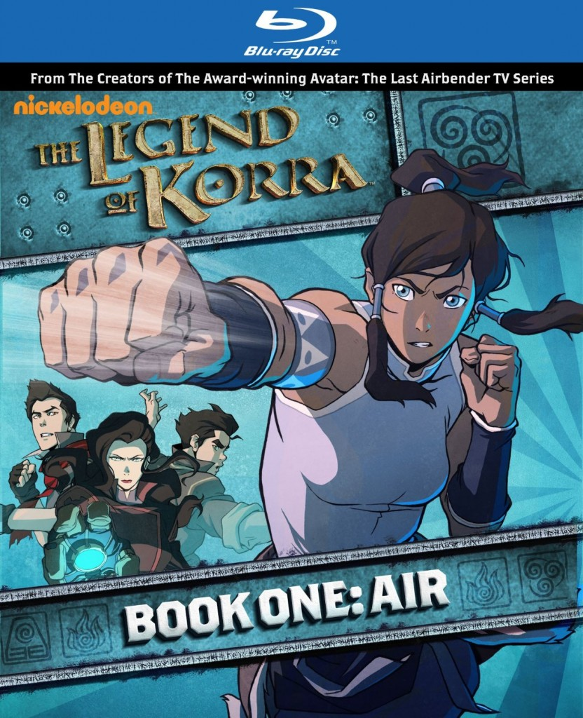 91SpG41X2jL. SL1500  832x1024 The Legend of Korra: Book One: Air