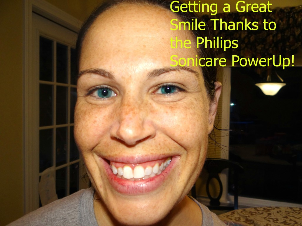 DSC01883 1024x768 I Love the new Philips Sonicare PowerUp Toothbrush and a PowerUp Giveaway! #powerupursmile #cbias