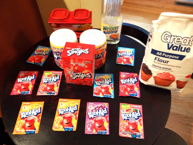 DSC02134 Big Time Rush Cool Kool Creation Contest and a Kool Aid Playdough Craft! #KoolAidBTRtour #cbias