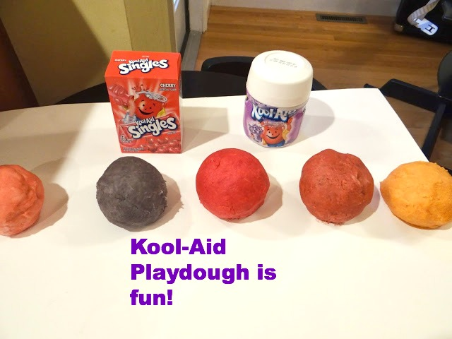 DSC02150 Big Time Rush Cool Kool Creation Contest and a Kool Aid Playdough Craft! #KoolAidBTRtour #cbias