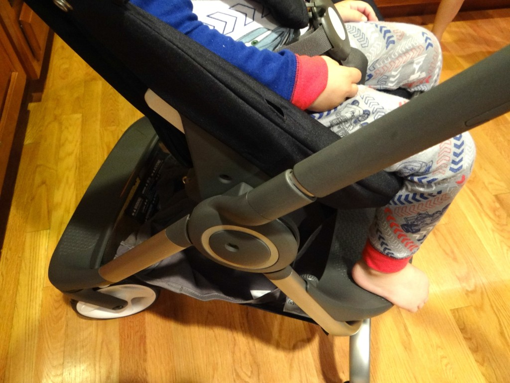 DSC02311 1024x768 Stokke Scoot Stroller Review
