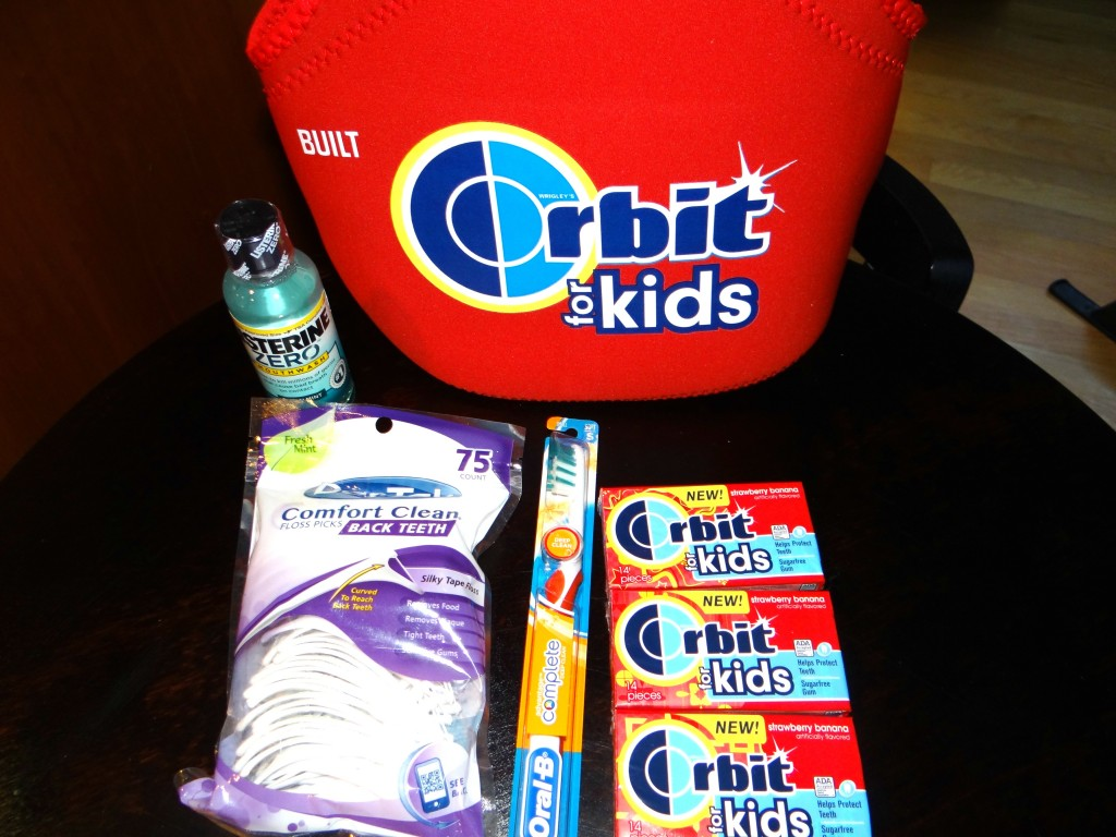 DSC02330 1024x768 Orbit for Kids is Part of My Kids Oral Care Regime!
