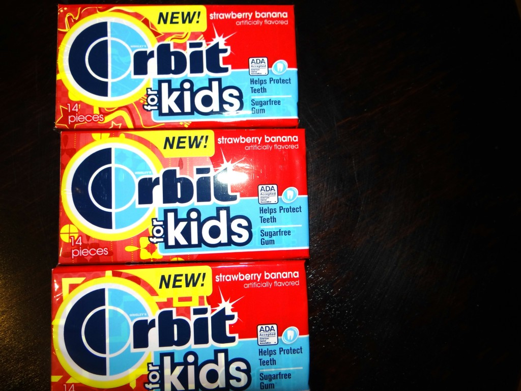DSC02333 1024x768 Orbit for Kids is Part of My Kids Oral Care Regime!