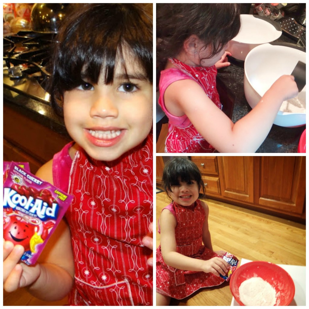 PicMonkey Collage 1024x1024 Big Time Rush Cool Kool Creation Contest and a Kool Aid Playdough Craft! #KoolAidBTRtour #cbias