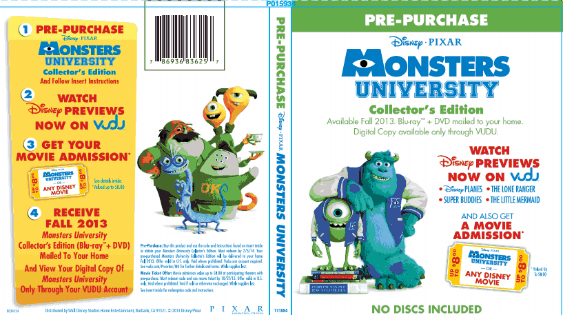 Screen Shot 2013 07 08 at 10.47.42 PM Pre ordering Monsters University from Walmart  #MUPreOrder Twitter Party 7/15 #cbias #shop