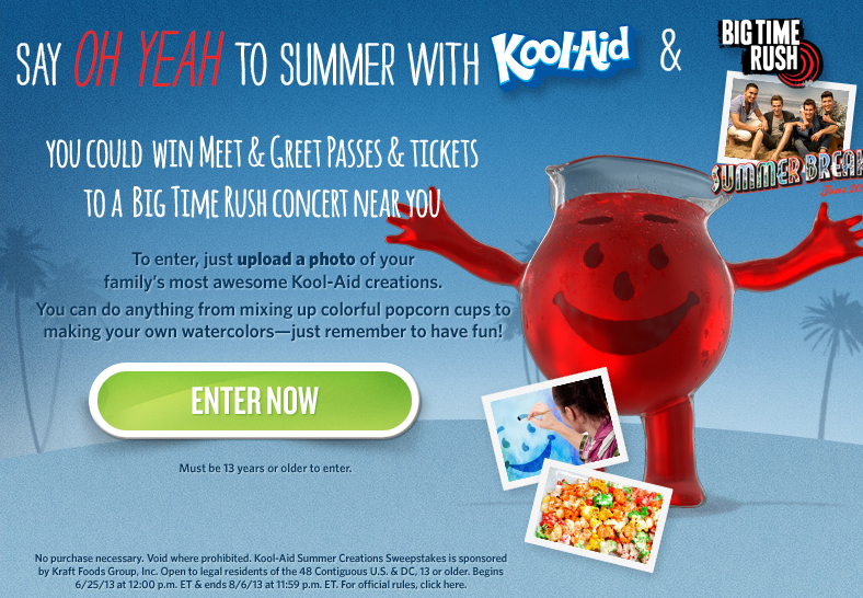 Screen Shot 2013 07 17 at 4.44.56 PM Big Time Rush Cool Kool Creation Contest and a Kool Aid Playdough Craft! #KoolAidBTRtour #cbias