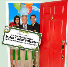 Screen Shot 2013 07 28 at 7.22.43 PM Publishers Clearing House  Win $5,000 A Week Forever Sweepstakes!