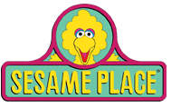 Sesame Place Logo Sesame Place and a 4 Ticket Sesame Place Giveaway #SesamePlace
