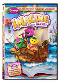image009 Barney:Imagine With Barney and Angelina Ballerina: Mousical Medleys Review Giveaway!