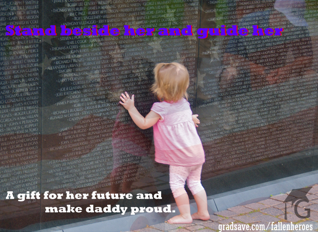 makedaddyproud1 This July 4th Give the Gift Of Education to Soldiers and Their Families!