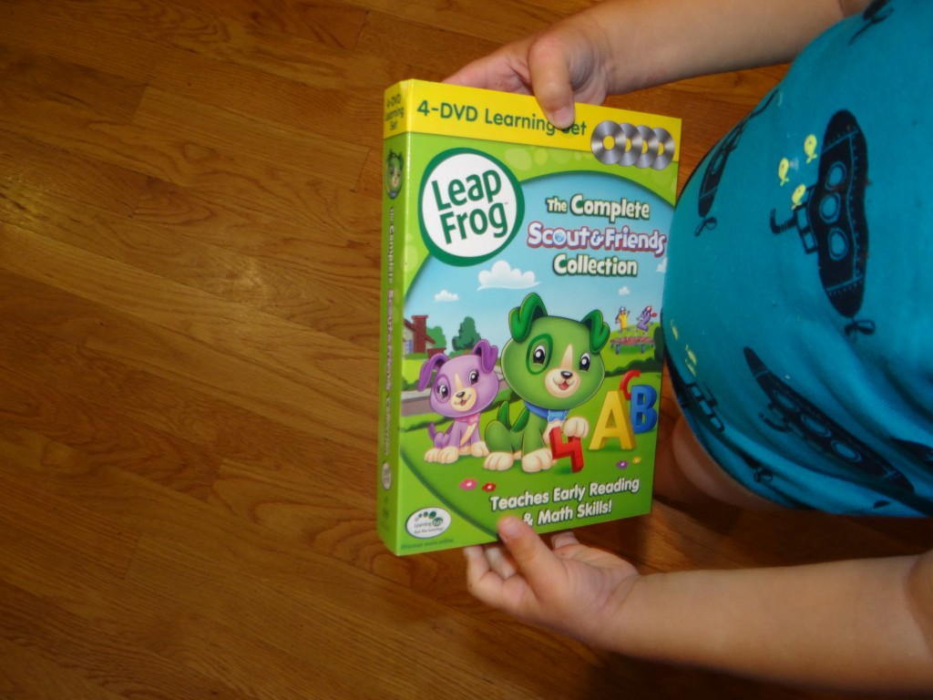 DSC02812 1024x768 LeapFrog The Complete Scout and Friends Collection!