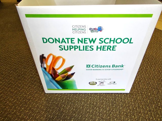 DSC02914 Donating School Supplies for the Elmers #BagItForward Champions for Kids Project! #cfk