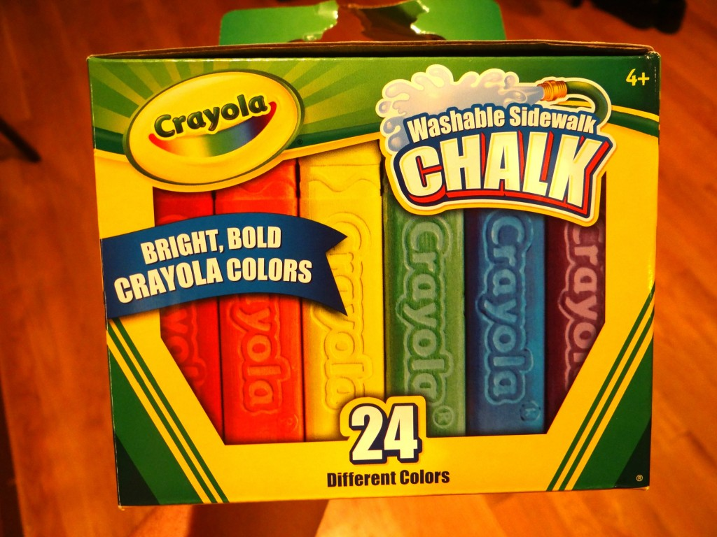 DSC02978 1024x768 Crayola Get Out and Create Review and Giveaway!