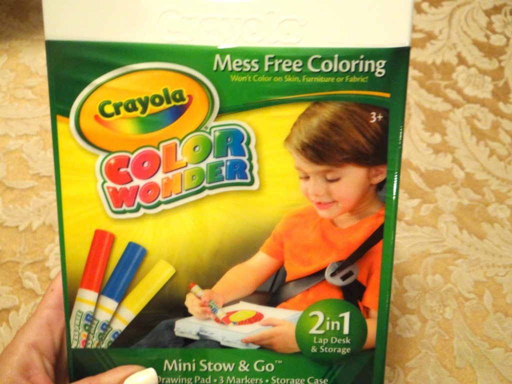 DSC02979 1024x768 Crayola Get Out and Create Review and Giveaway!